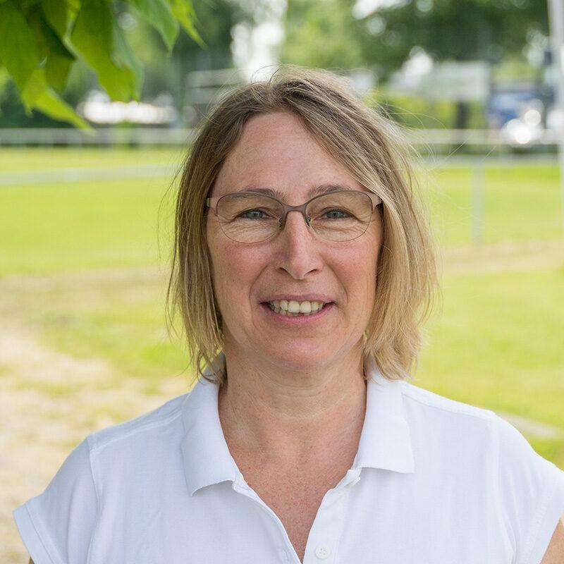 Barbara Bentele - Abteilungsleiterin Turnen+Gymnastik