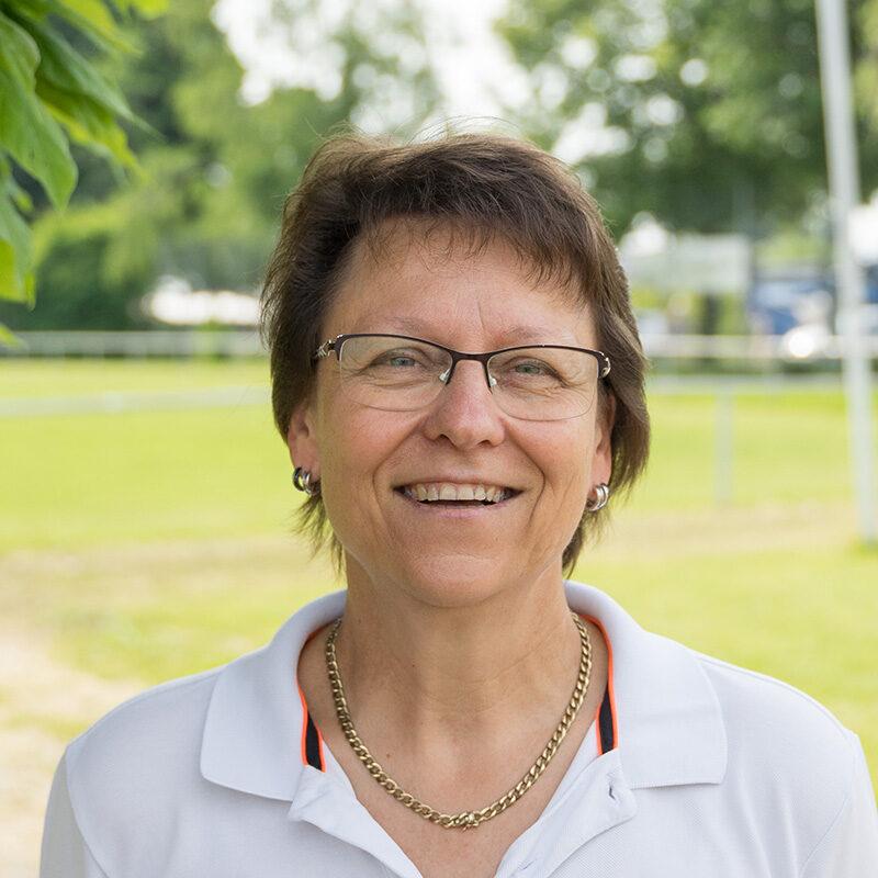 Carolyn Häberle - Abteilungsleiterin Handball