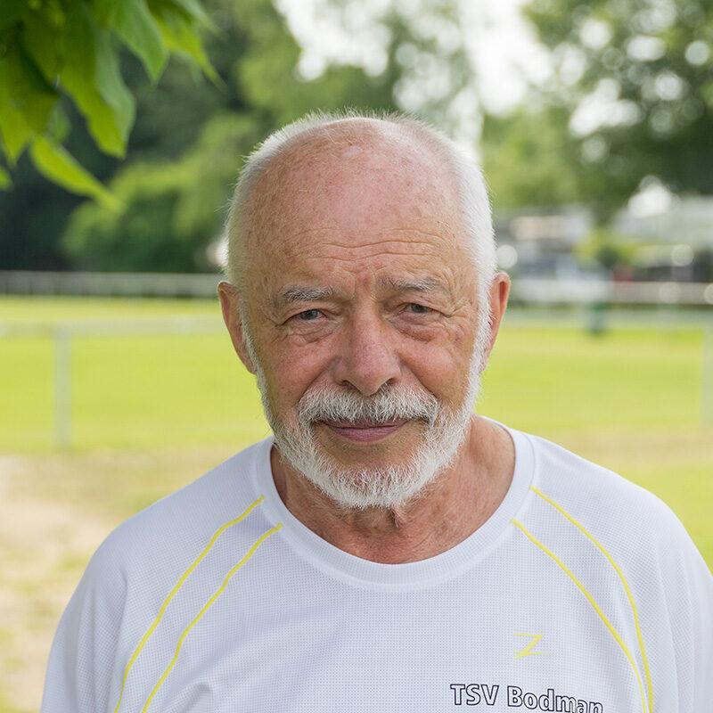 Kurt Schmidt - Abteilungsleiter Leichtathletik