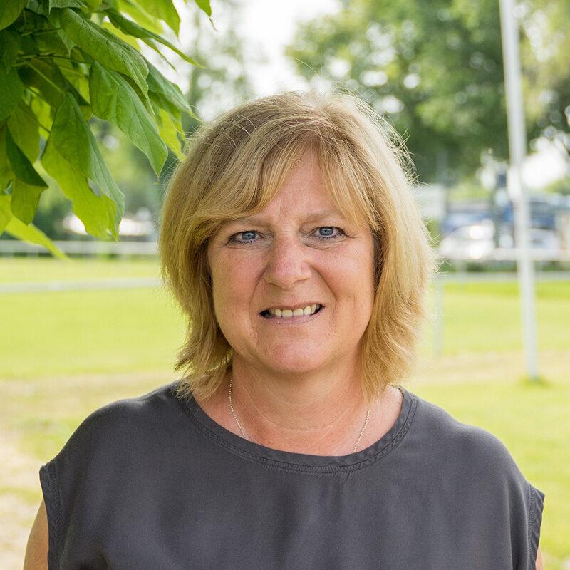 Sigrid Wörner - Trainerin Leichtathletik