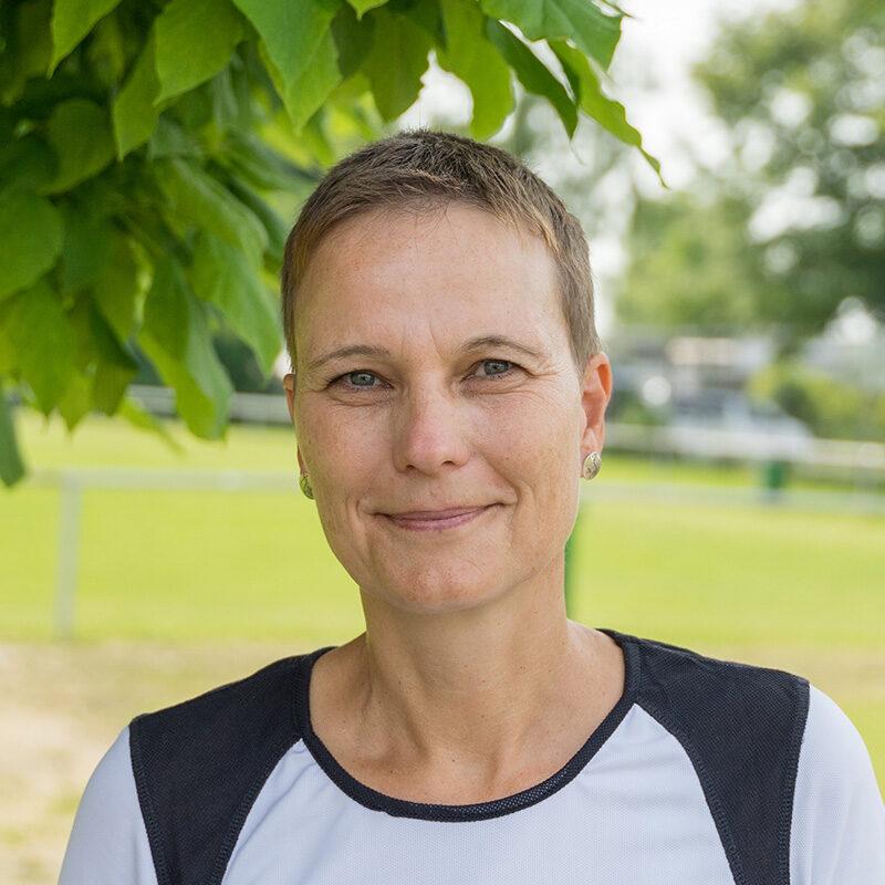 Ute Weimann - Trainerin Leichtathletik